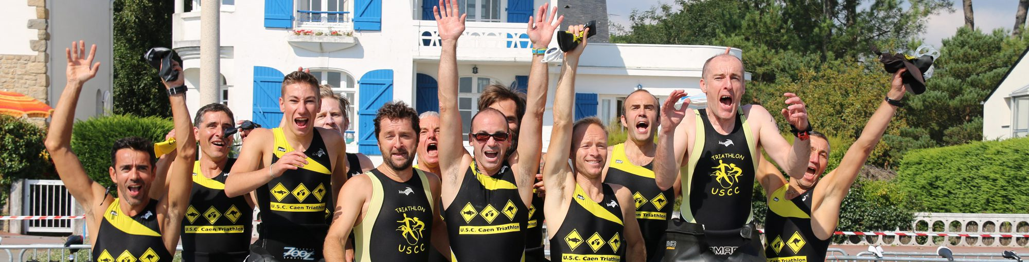 USCCaen Triathlon